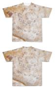 Tシャツ フルグラフィック ホワイトシュー