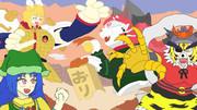 【第12回東方ニコ童祭】起動埴輪マ・ユミVSスーパーオリンキングⅢ