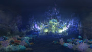 Lost City under the Sea