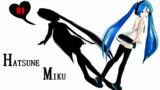 Miku's Silhouette
