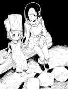 DQコス(東郷あい/龍崎薫)