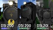 【モデル配布】D51形蒸気機関車(200・201号機)