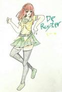 デ・ロイテルさんとお絵描き練習2
