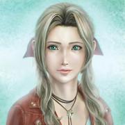 FF7のエアリス
