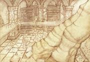 神殿 図書館