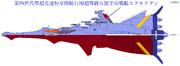 第四世代型超光速恒星間航行用超弩級万能宇宙戦艦ヱクセリヲン