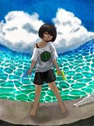 海洋性少女