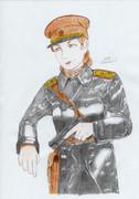 赤軍 歩兵中将