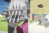 #Minecraft 25mm3連装機銃も手持ち用に改修した #JointBlock