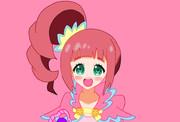 ピンクが似合う魔法少女 エルル