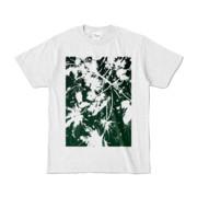 Tシャツ アッシュ PLANT_GREEN