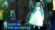 C-Reさん10周年!
