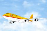 ジャパリ国際航空 B747-400