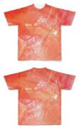 Tシャツ フルグラフィック マグロマグロ