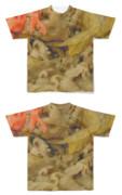 Tシャツ フルグラフィック 牛丼