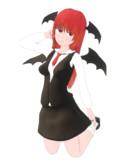 小悪魔モデル配布します。