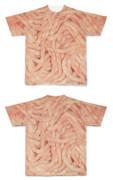 Tシャツ フルグラフィック 挽肉