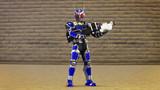 【MMDモデル配布あり】仮面ライダーG3-X Ver1.1