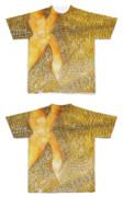 Tシャツ フルグラフィック 華麗なカレイ