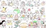 しりとりの森2020/05/17