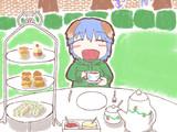 今日はお茶会にお招きいただきありがとうございます!