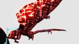 ラドン(KOM版):フィギュア風MMDゴジラ大図鑑84