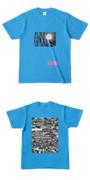 Tシャツ ターコイズ TANKER-B.MOON