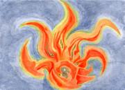 Frozen Flame ~ 凍てついた炎 ~