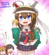 西村艦隊てんこ盛り時雨(仮)
