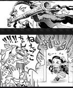スプラトゥーン2 広場投稿ネタ 鬼滅の刃編03