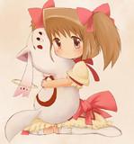 魔法少女杏子ちゃん
