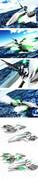 【すいまじ】PFR-028[オルトリンデ]【燐蒼のエルドラド】