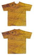 Tシャツ フルグラフィック ヒノキ12
