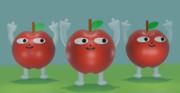 りんごろうが三つ…来るぞっ!