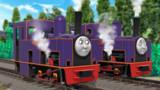 かつて存在していた登山鉄道の1号機関車