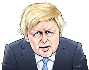 ジョンソン英首相