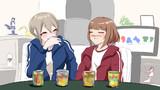謎の番組に出る柚と周子