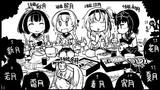 【艦これ】秋月型の休日【秋月型】