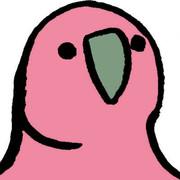 PartyParrotの鳥
