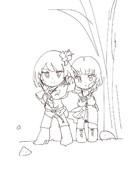 ユナさんとウタカゼプレイ