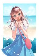 海辺デートしよ!