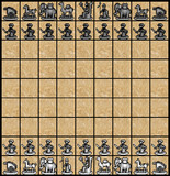 【将棋】変則チャトランガ9x9【チェス】