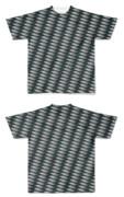 Tシャツ フルグラフィック サカナクッション