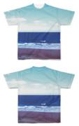 Tシャツ フルグラフィック 沖縄オーシャン