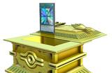 【MMD遊戯王】封印の黄金櫃