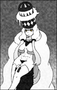 北方水姫と浮輪さん