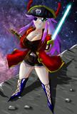 女宇宙海賊