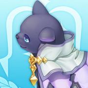 聖女の守り手 黒猫リリィ