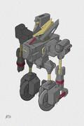 機関車ロボ