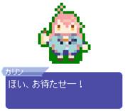 【ドット】カリン